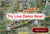 Demo Real Time Vehicle Tracking System